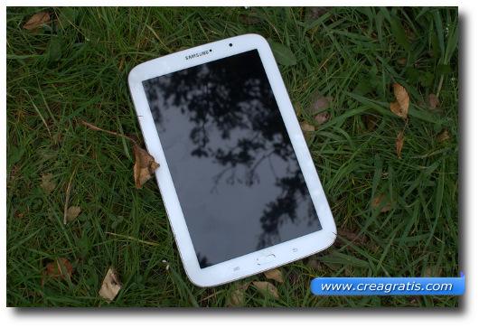 Immagine del tablet Samsung Galaxy Note 8