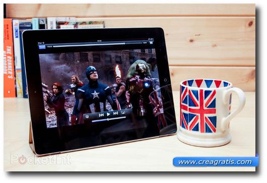 Immagine del tablet Apple iPad 4