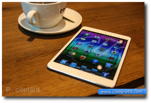 Immagine del tablet Apple iPad mini
