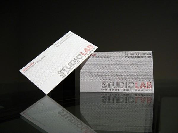Biglietto da Visita Architetti Geometri n.38