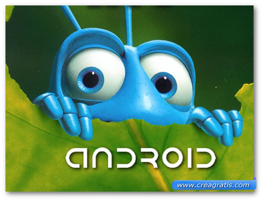 Immagine sul malware Android.Trojan.FakeLookout.
