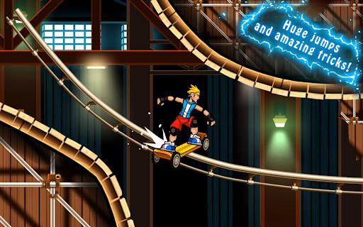 Immagine del gioco Extreme Skater per Android