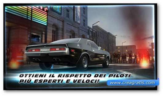 Gioco di corsa Fast & Furious 6: Il Gioco per Android