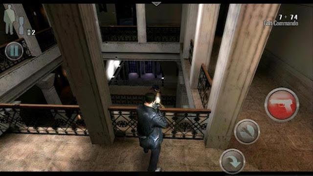 Immagine del gioco Max Payne per Android