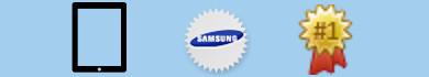 I migliori tablet Samsung 2013