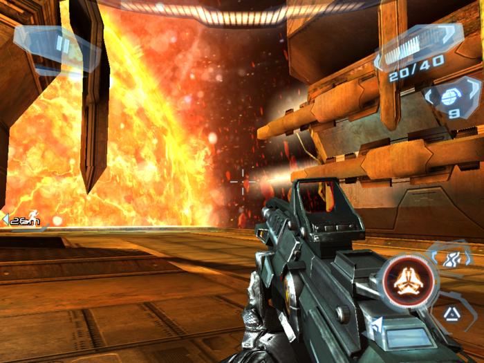 Immagine del gioco N.O.V.A. 3 per Android