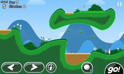 Immagine del gioco Super Stickman Golf 2 per Android