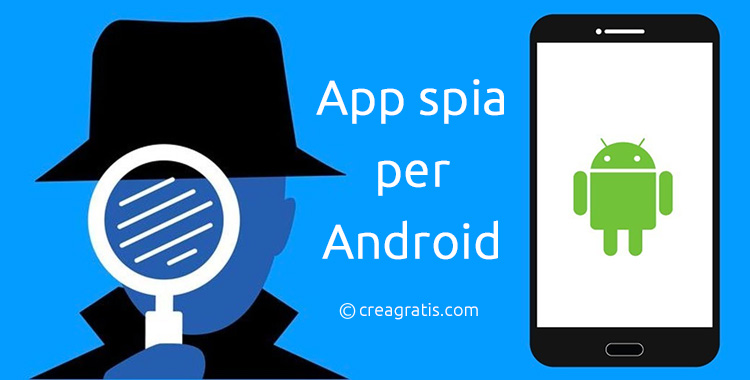 ascolto spia android
