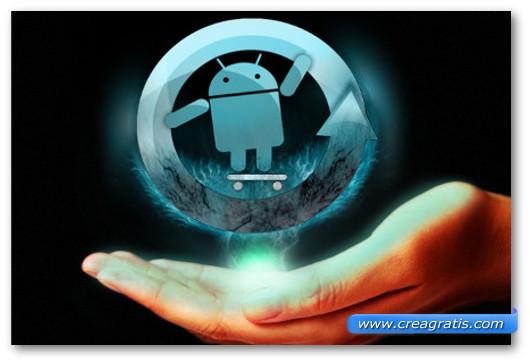 Immagine generica su Android