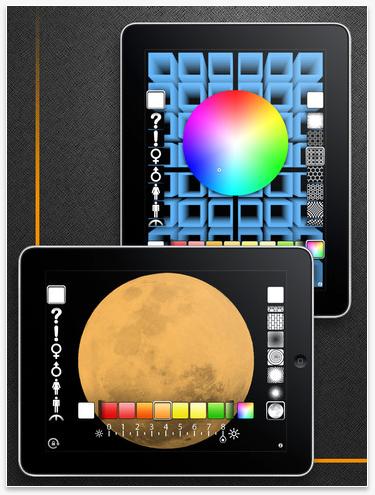 Schermata dell'applicazione SoftBox Pro for iPad per iOS