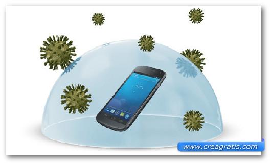 Prevenire le infezioni da malware su Android