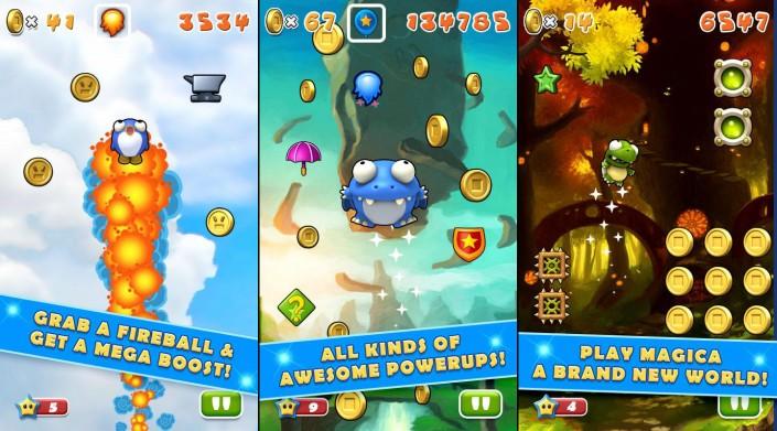 Immagine del gioco Mega Jump per Android
