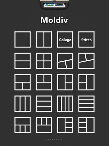Immagine dell'applicazione Moldiv per iOS