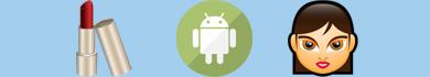 Le migliori applicazioni di make up per Android