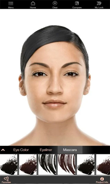 App Mary Kay Virtual Makeover