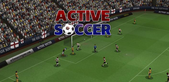 Immagine del gioco di calcio Active Soccer