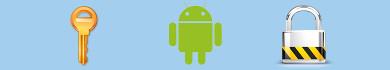 Applicazioni Android per creare e gestire password
