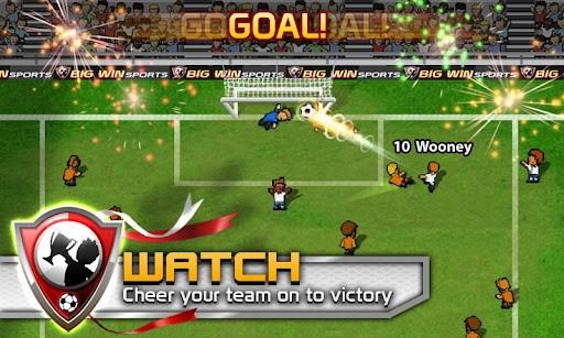 Immagine del gioco di calcio Big Win Soccer 2014