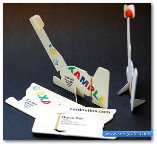 Immagine del biglietto da visita Cardapult