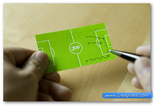 Immagine del biglietto da visita Junpiter Futbol