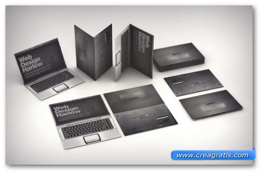 Immagine del biglietto da visita Web Design Harlow