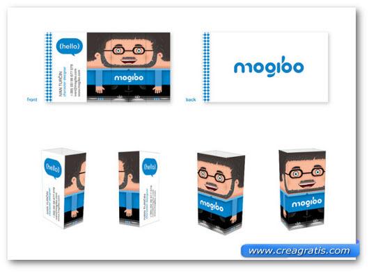 Immagine del biglietto da visita Mogibo