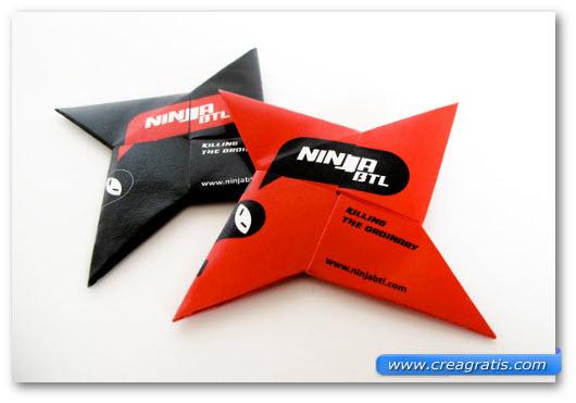Immagine del biglietto da visita Ninja BTL