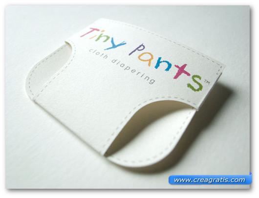 Immagine del biglietto da visita Tiny Pants