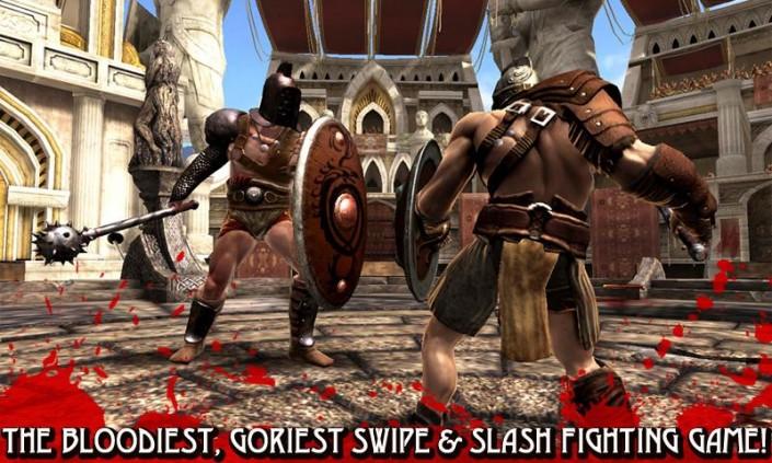 Immagine del gioco Blood & Glory per Android