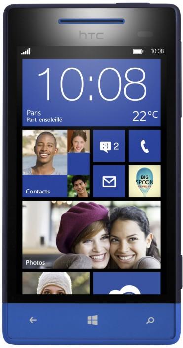 Immagine dello smartphone HTC 8S