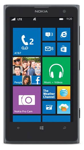 Immagine dello smartphone Nokia Lumia 1020