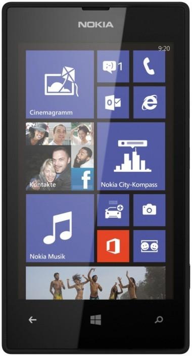 Immagine dello smartphone Nokia Lumia 520