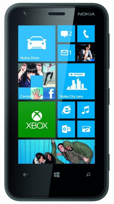 Immagine dello smartphone Nokia Lumia 620
