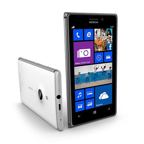 Immagine dello smartphone Nokia Lumia 925