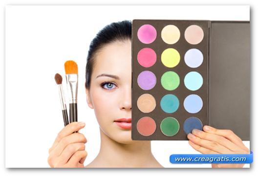 Immagine generica sulle applicazioni di Make Up per Android