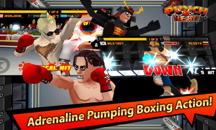 Immagine del gioco Punch Hero per Android