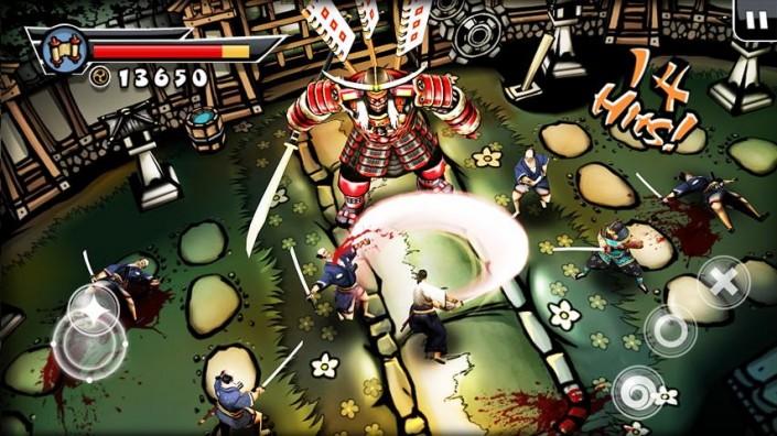 Immagine del gioco Samurai II: Vengeance per Android