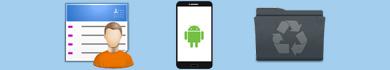 Applicazioni Android per il backup e il ripristino dei contatti