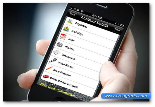 Immagine dell'applicazione IWrecked