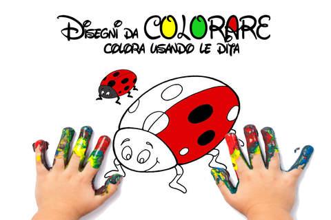Immagine dell'applicazione Disegni da colorare per bambini