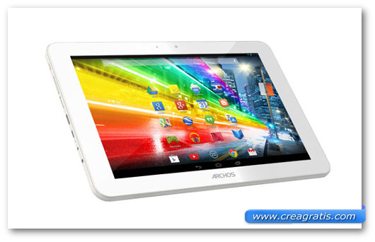 Immagine del tablet Archos 101 Platinum