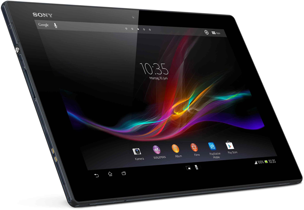 Immagine del tablet Sony Xperia Tablet Z