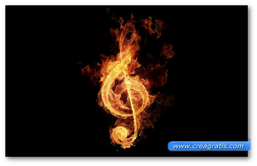 Immagine generica sulle applicazioni Android di musica