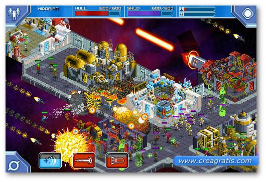 Immagine del gioco Star Command per Android