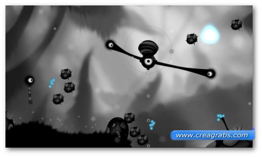 Schermata del gioco Contre Jour per Android