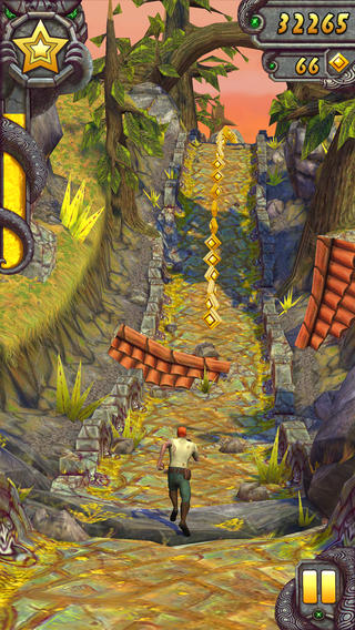 Immagine del gioco Temple Run 2 per iPhone