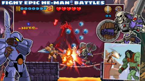 Immagine del gioco He-Man: The most powerful game per Android