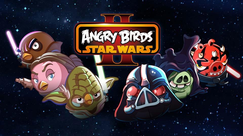 Immagine del gioco Angry Birds Star Wars II per Android