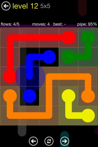 Immagine del gioco Flow Free per Android