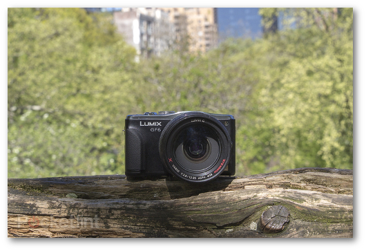 Immagine della fotocamera Panasonic Lumix GF6
